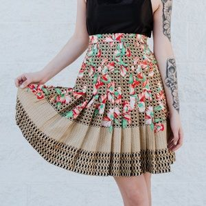Vintage Skirt by Carlisle